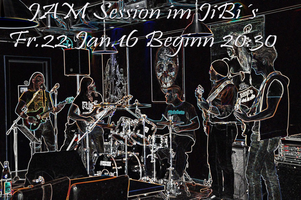 Jam Sassion 2