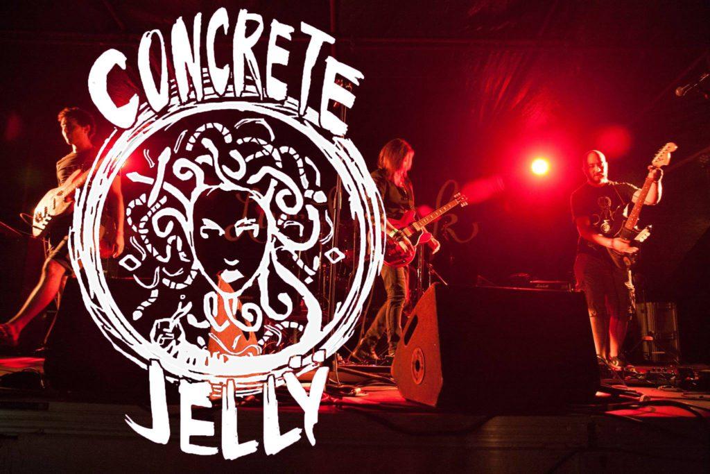 concrete Jelly